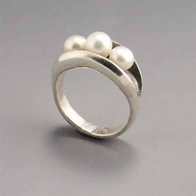 Het Westen Silver Rings With Gemstones By Felhandler