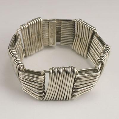 Het Westen - Vintage Hector Aguilar Paperclip Sterling Silver ...